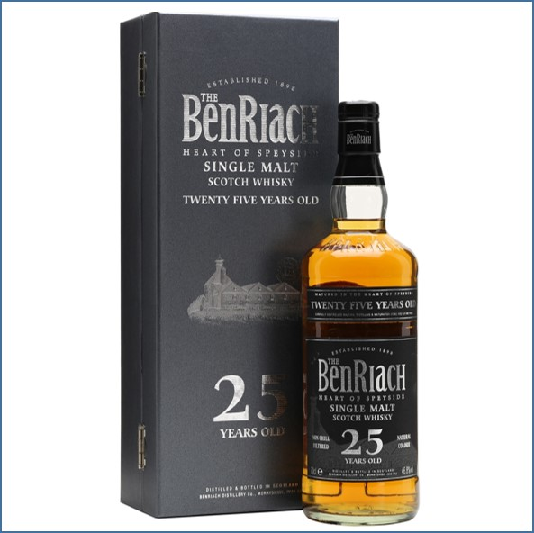 Benriach 25 Year Old 70cl 46.8%