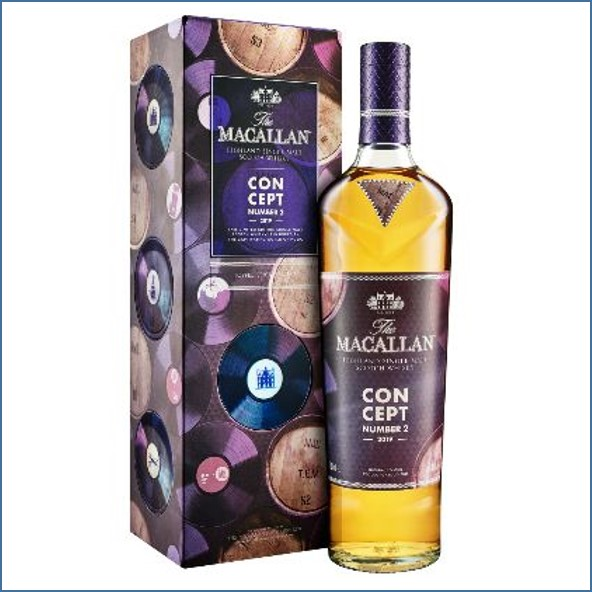 The Macallan reveals Concept Number 2