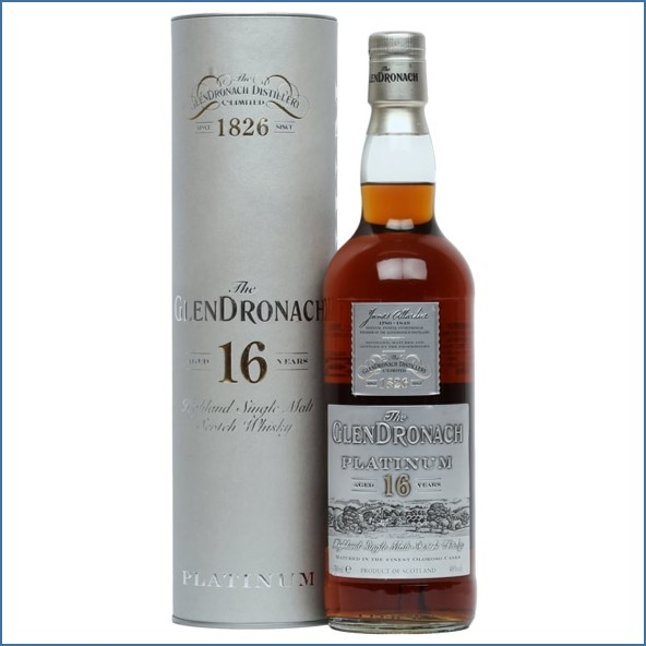 Glendronach 16 Year Old Platinum 70cl 48%